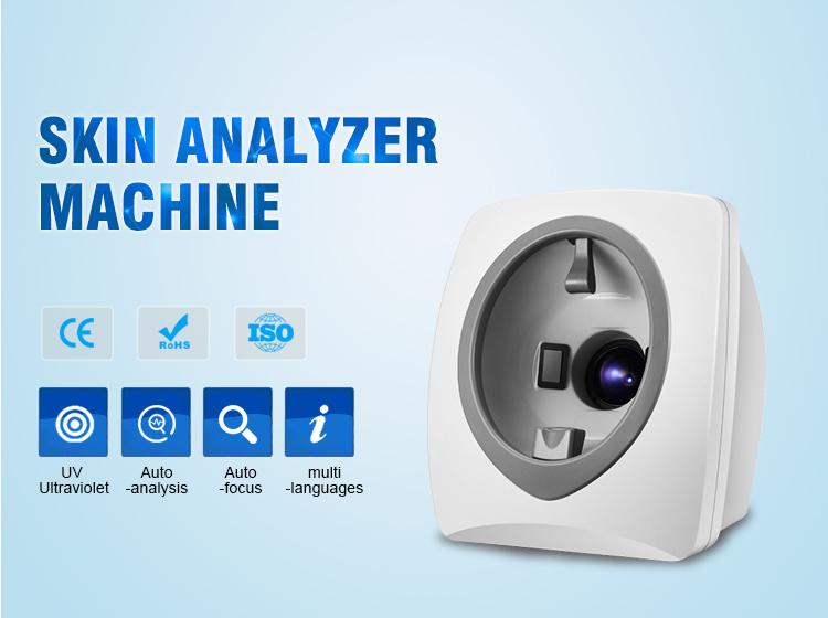 Chinese manufacture auto-focus magic mirror skin analyzer