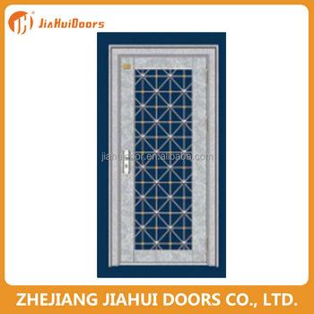 India Style Mordern Stainless Steel Main Door Design
