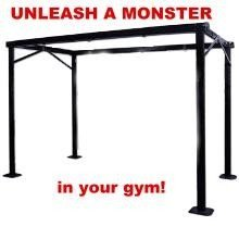 Boxing Equipment Monster Multi Bag Stand