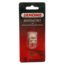 Janome शीर्ष-<span class=keywords><strong>लोड</strong></span>-Beading पैर सेट 200321006