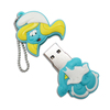 2017 colorful online shopping The smurfs fantasy usb flash memory drive