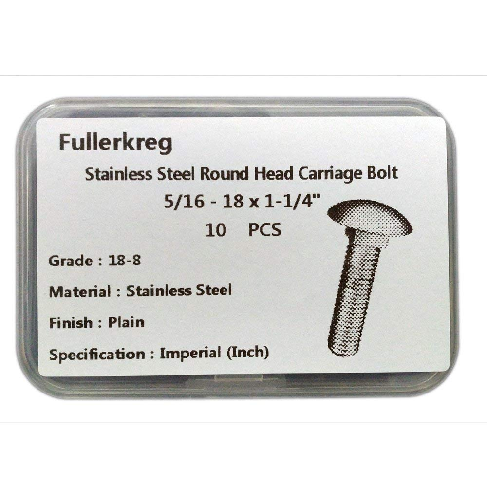 Bolt Base 8mm A2 Stainless Steel Coach Bolts Cup Square Carriage Bolt Screws DIN 603 M8 X 60-10