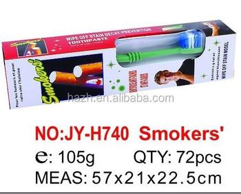 105g Toplu Ucuz Sigara Anti Boyama Diş Macunu Beyazlatma Diş