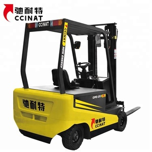 AC pump powered pallet truck diesel all terrain electric forklift price