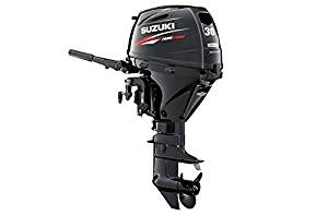 "Suzuki 30 HP 4-Str EFI Outboard Motor Tiller 20"" Shaft Electric Start Power Tilt"