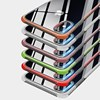 Luxury Soft Shockproof TPE Clear Bumper Phone Case for iPhone X New Cover Mobile Phone Case Cover For iphone X XR XS MAX