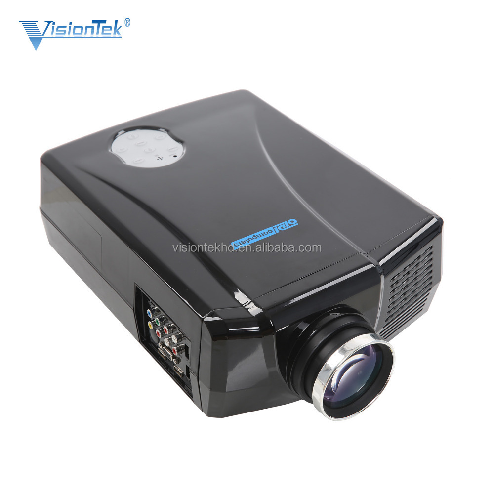 DLP Style and 10000:1 Contrast Ratio 3500 Lumens Projector