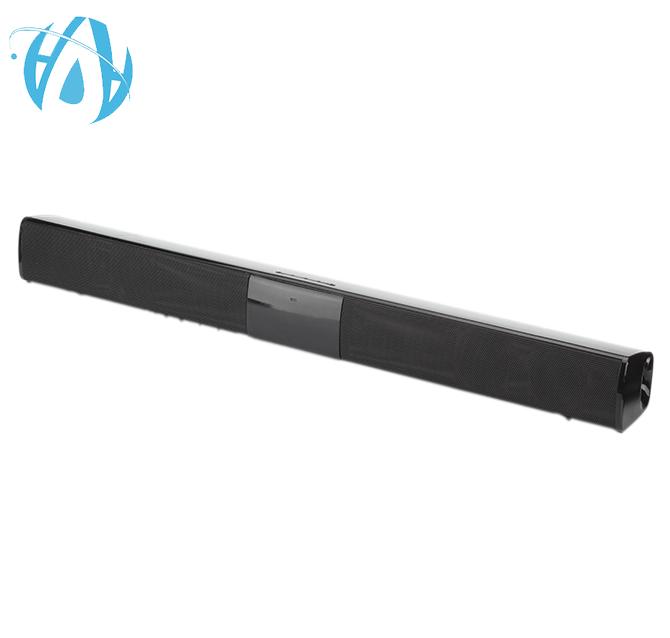 Nova 50W 2.1 3D Alto Áudio Surround Sem Fio Karaoke TV LED Relógio Bluetooth Soundbar