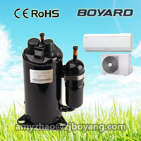 R22 R407C ac rotary compressor for window mounted split air conditioner