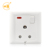 BS 546 south africa standard 15A electrical switch socket