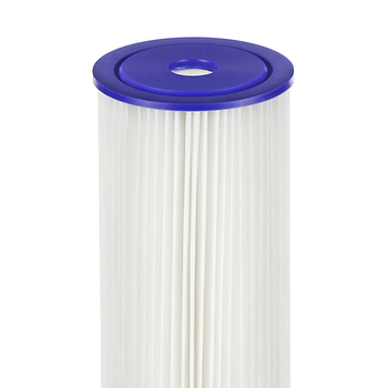 Sediment Water Filter 1um High Standard Pleated Filter Cartridge for Magnetic Water Treatment