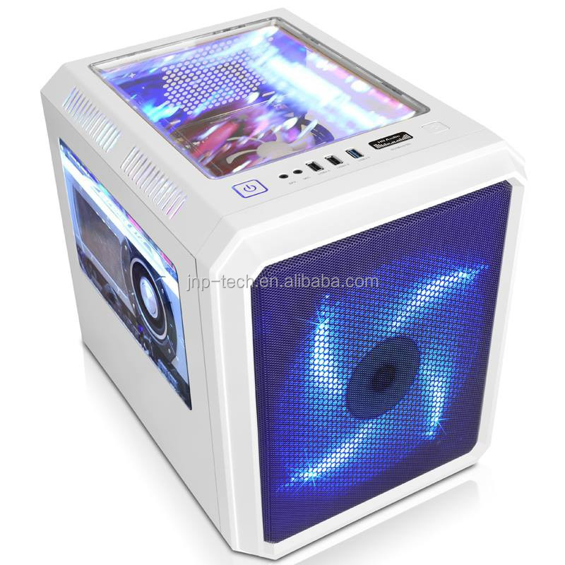 Micro Atx /mini Cube Itx Computer Gaming Pc Case Support ...
