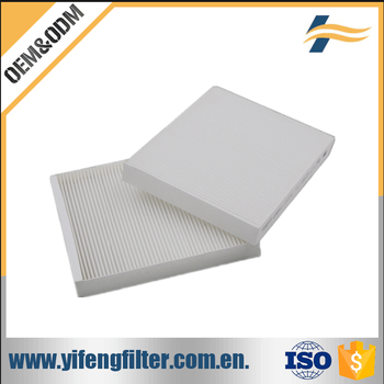 air conditioner filter GJ6A-61-P11A -9B GJ6A-61-P11A9B or Mazd-a 6 size: 200*219*20 mm