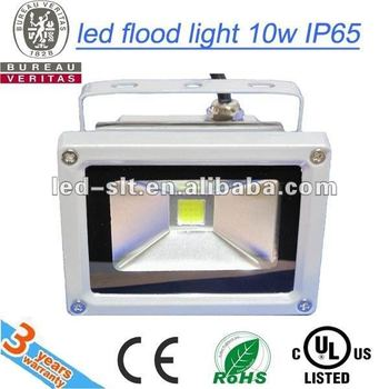 Favorable price for bridgelux ip65 outdoor led flood light projector lamp 10w 90 264v 12v motion for Exterior 400 image projector price