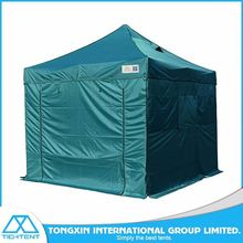 3X3m Canopy Tent with Optional Side Skirts and Backwall