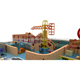 Wholesale price modern space theme playground inflatable indoor playground