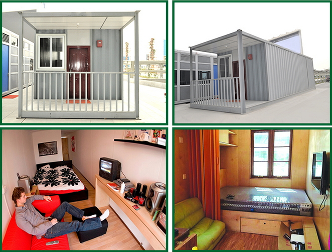 Prefab Shipping Container Homes Kitchen Cabinets Design