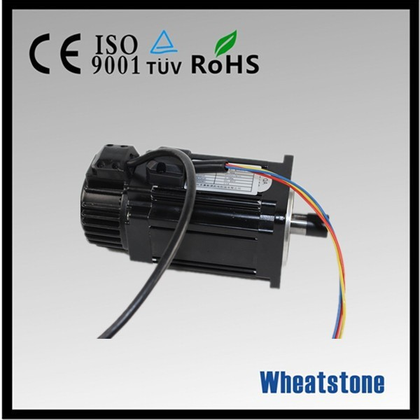 80mm 750w 24v 3000rpm dc brushless motor