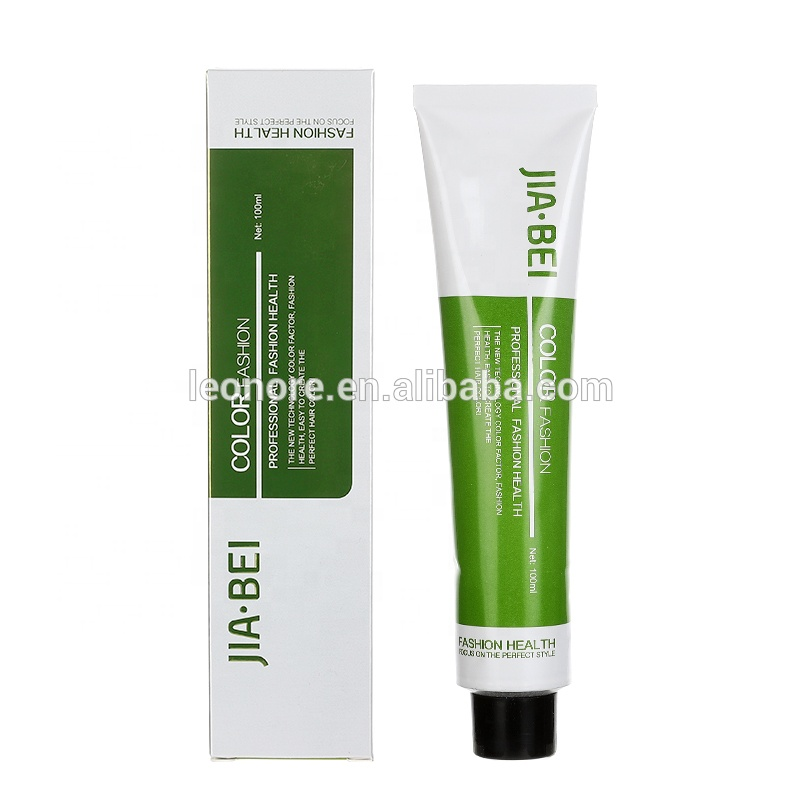 100ml salon professional hair dye color cream hair dye