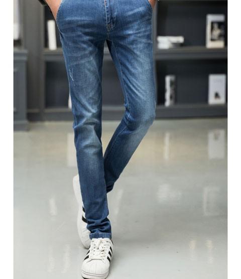 High Fashion Sexy Men Tight Jeans Brand Logo Denim Jeans Design ...