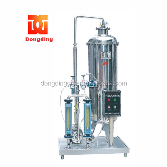 high ratio co2 gas beverage fruit juice mixer liquid mixing machine