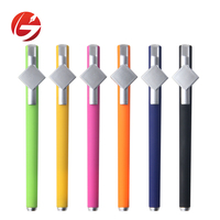 Wholesale 2 in 1 Multifunctional Plastic ballpoint pen Promotional Phone Holder Pen with customized logo