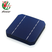 A grade monocrystalline sillicon solar cells 6x6 for solar panel