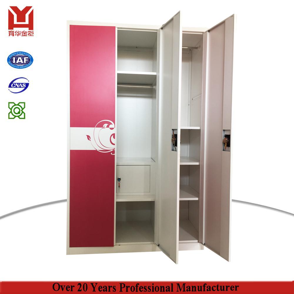Cheap Godrej Almirah Design 2 Door Steel Cupboard Price