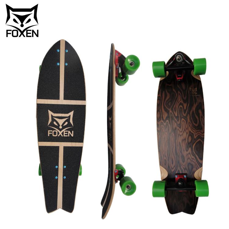4pcs Skateboard Longboard 10mm Bearing Wheel Spacers Long Board Hardware