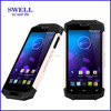 5inch PAD 1280*720 IPS rugged 4G LTE samrtphone MSM8916 quad core Android4.4 IP68 cell phone X9