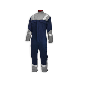 Wholesale Protective Clothing Manufacturer Reflective Working Coverall for Men