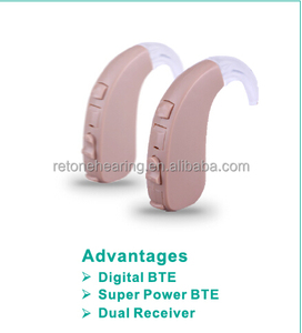HOT SALE, China Hearing Aids Retone Clear 105S Power BTE Hearing Aids In 2017