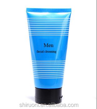 Male Men Use Oil Control Facial Cleanser Face Foam Buy Deep