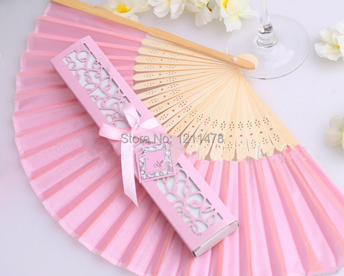 Personalised Wedding Gifts For Guests: Economic Wedding Decoration Gift Package Hand Fan Wedding
