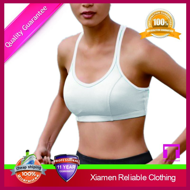 Custom seamless sport bra wholesale plus size bra Chinese Clothing Manufacturers