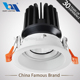 IP65 26w Adjustable Dimmable Glass Cover LED Downlight Malaysia
