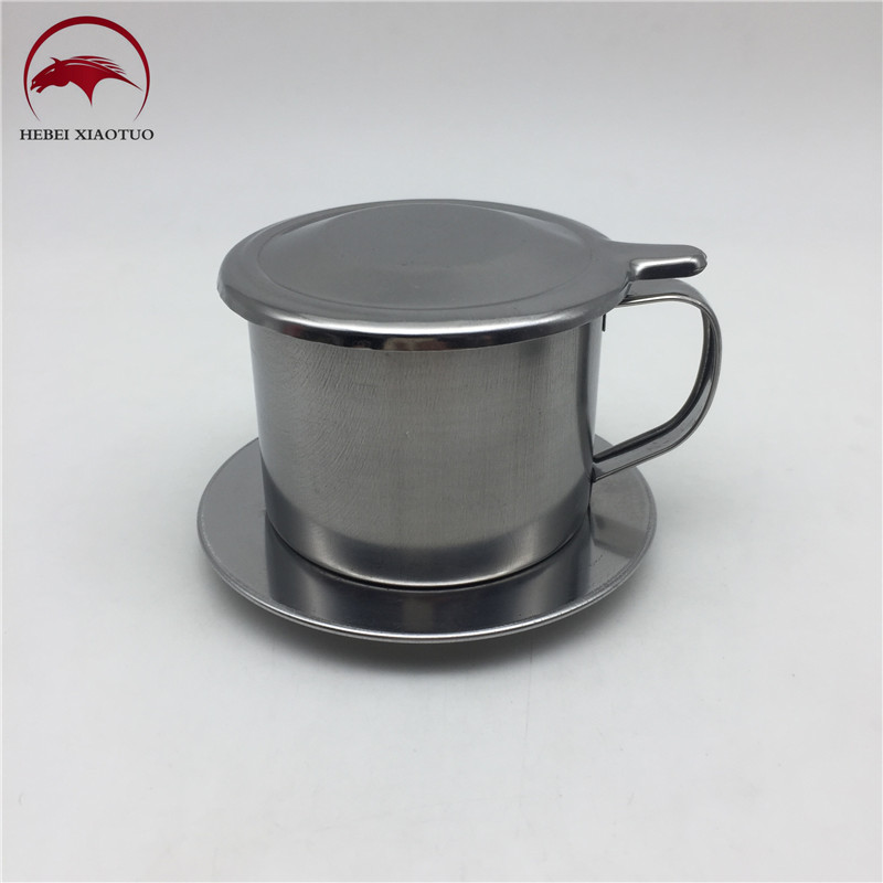 Stainless Steel Vietnam Coffee Drip Filter Maker Coffee Maker Pot Buy Vietnamese Coffee Maker Pot Vietnamese Coffee Dripper Vietnam Coffee Filter Product On Alibaba Com