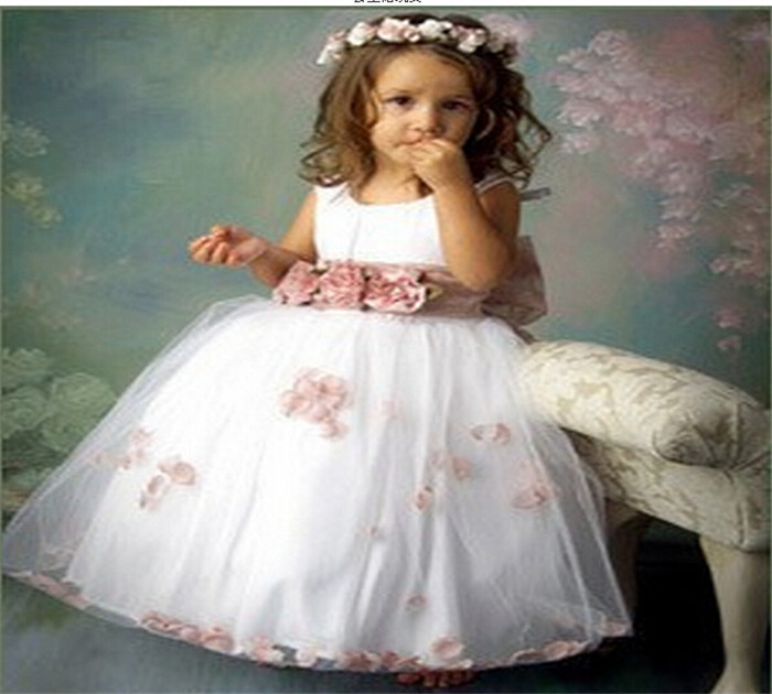 Baby Tutu Dress Flower Petal Whole Boutique Latest Designs Children For