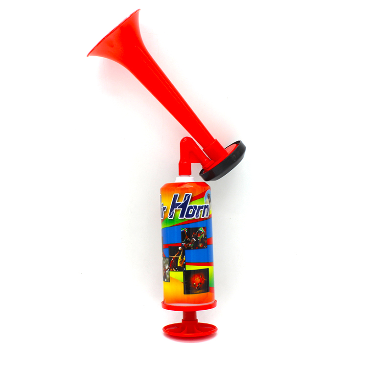 wholesale plastic air horn for football match