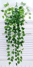 Fake Silk Rose Flower Artificial Ivy Vines Garland Wall Home Floral Decor