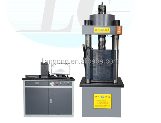 Building Test Instruments : Building materials tester cement testing equipment