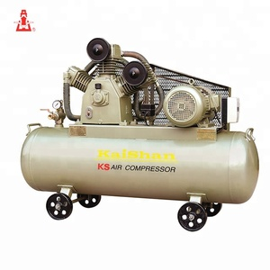 w type 5.5hp piston type 175 cfm portable kaishan compressor for sale in sri lanka