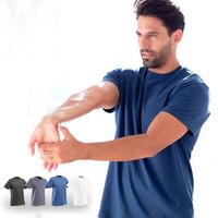 plain oversize 100%polyester mesh men t-shirt in bulk top custom women t shirt printing gym dri fit shirts wholesale