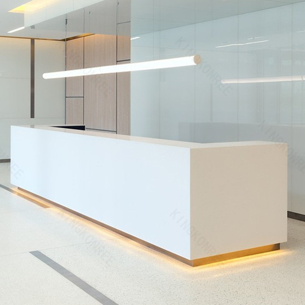 l shaped reception desk l shaped reception desk suppliers and at alibabacom - Reception Desks