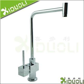 Vessel Sink Faucet Monobloc Tap/industrial Faucets/mixer Sink Taps Square  Deck Mount Brass