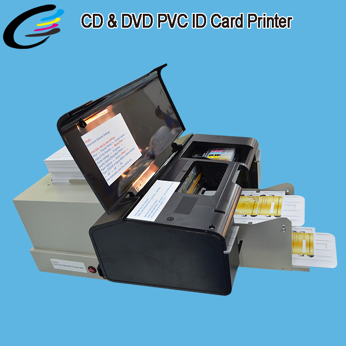 Inkjet Pvc Id Card Tray For Canon J Printer Ip7270 Ip7250