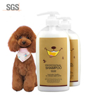Dogs and Cats Pet Delousing private label organic Fairness pet Shampoo