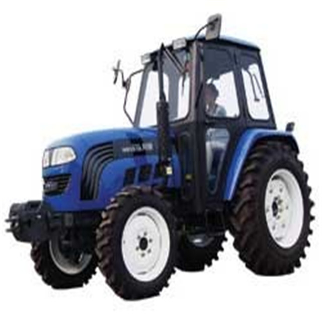 new holland 4 wheel drive T1654