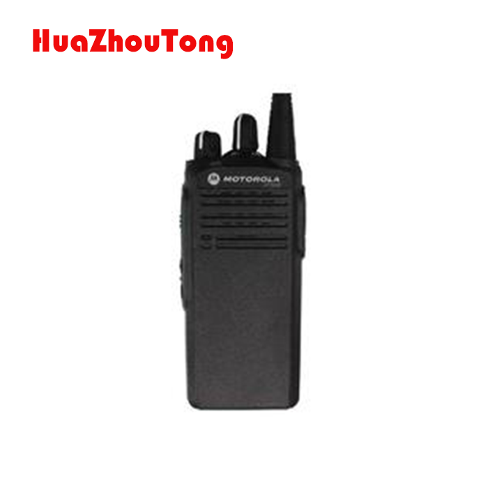 Single-band tragbare vhf/uhf bestes walkie talkie CP200 funk für motorola