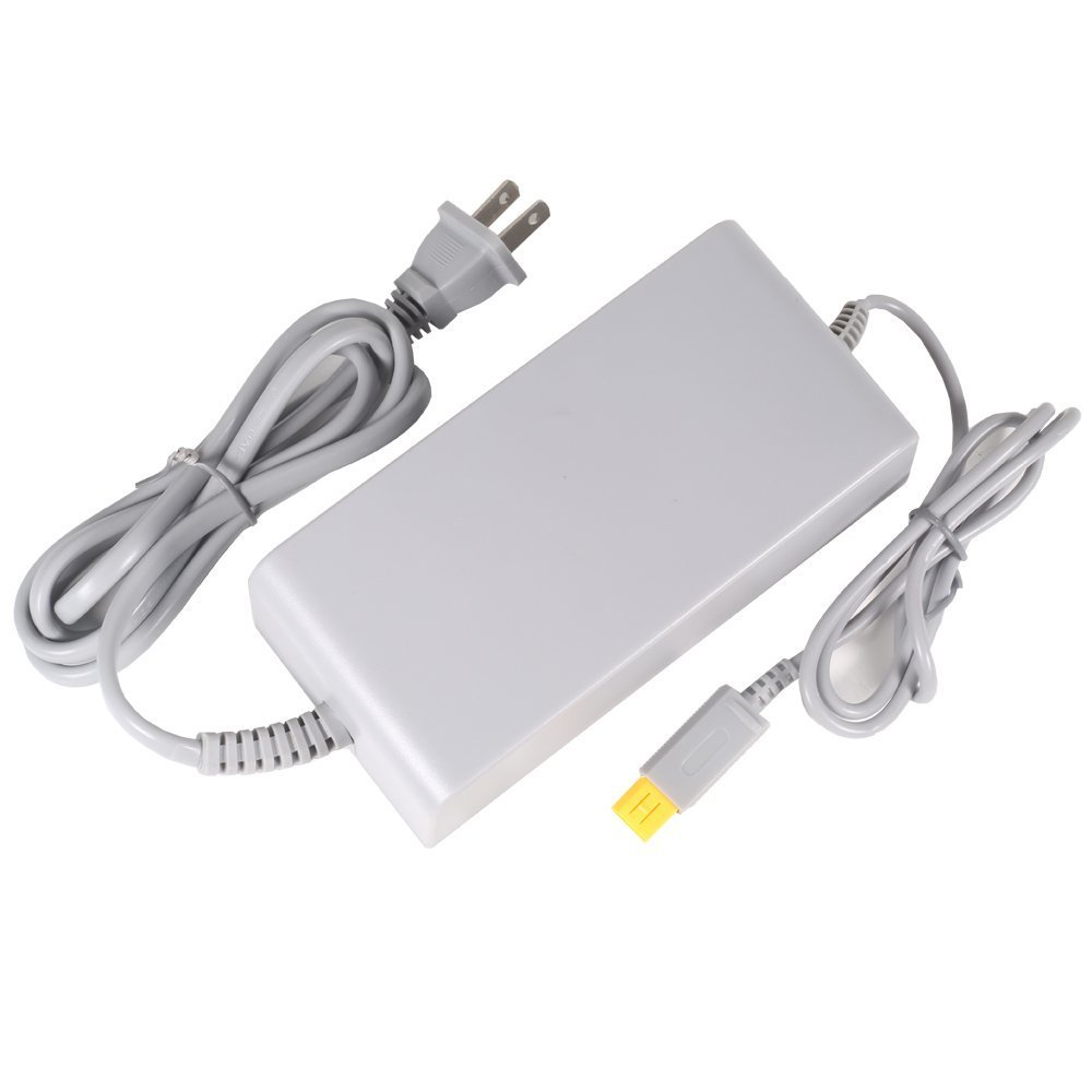 Power Supply Universal 100 - 240V AC Adapter for Wii U Console US Plug by IDS